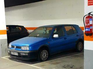 Volkswagen Golf 2.0 caja 3 5 puertas averiado