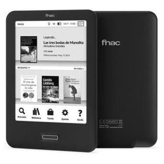 Fnac Touch Light Libro electrónico