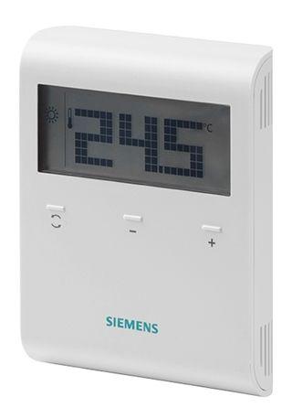 Termostato digital Siemens RDE100.1