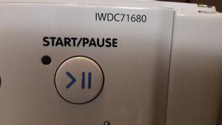 Despiece lacadora secadora Indesit IWDC71680