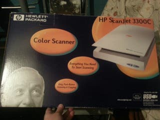 HP scanner 3300 C