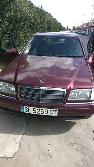 Mercedes-Benz Clase C230 1996