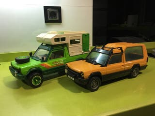 Talbot simca land Rover de Joustra,paya,rico,sanchis,jyesa,ege,