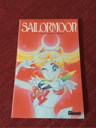 Sailor Moon: Tomo 10. Comic-Manga