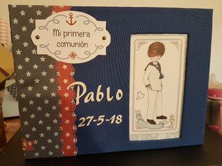 libros de firmas comunion personalizado