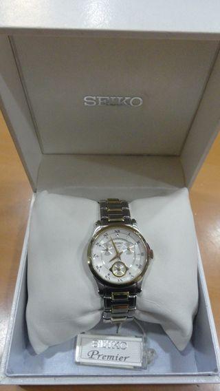Reloj pulsera Seiko