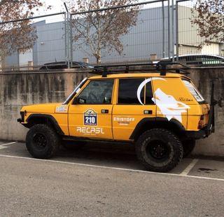 Range Rover Bobtail