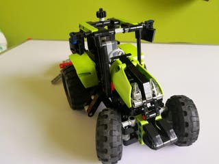 Lego Tractor Technic (9393)