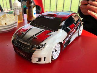 Latrax 1/18 ideal para drift