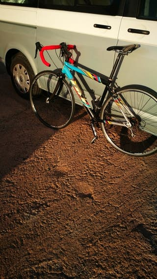 bicicleta bh oquina557