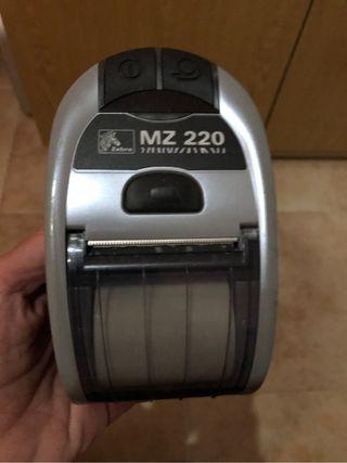 Impresora zebra mz 220
