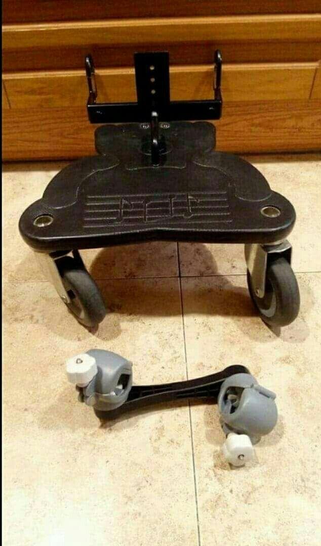 vendo patin para silleta y soporte de sombrilla