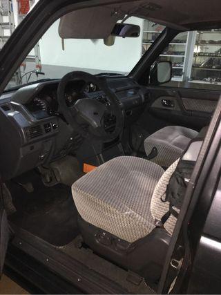 Mitsubishi Montero 2800