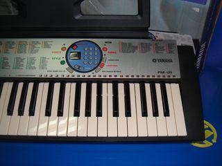 Teclado piano buen estado Yamaha PSR-125