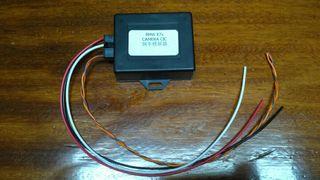 Emulador camara trasera BMW X5 E70