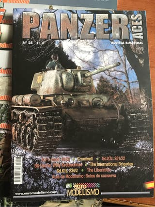 Revista Panzer Acces 28