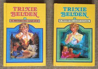 Libros Trixie Belden