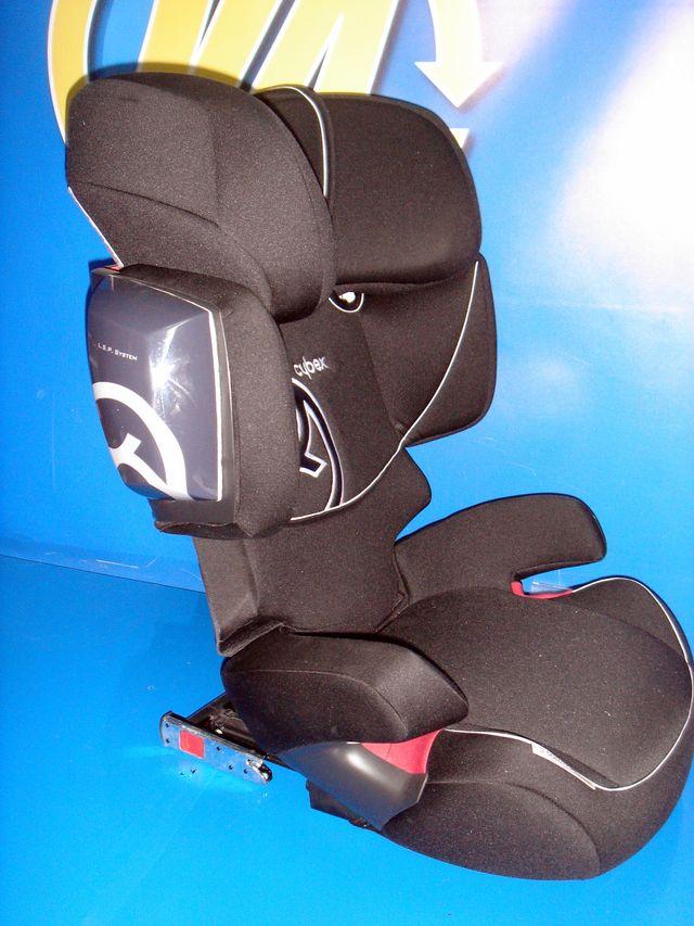 Silla para coche CYBEX LSP system ixofix