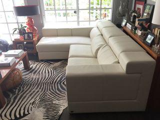 Sofá chaise longue (bajada de precio)