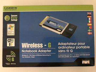 Adaptador inalamabrico WiFi
