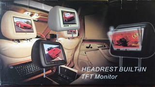 Monitor TFT incorporado