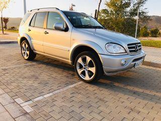 Mercedes-Benz Clase M 2001 7 Plazas