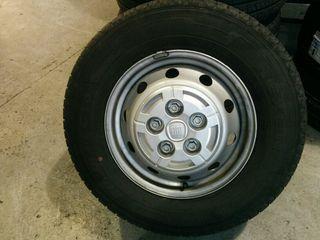 Neumáticos + llantas Fiat Ducato