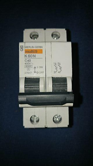 Magnetotermico C60N 16A