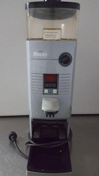 Molinillo de cafe automatico