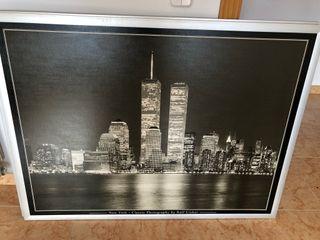 Rebajado!!!Cuadro Nueva York ikea 1.20x90cm