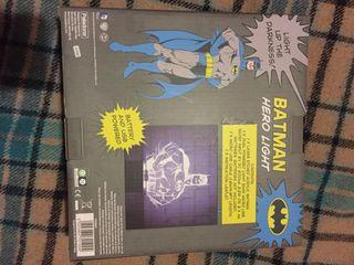 Lus pared sobremesa de Batman