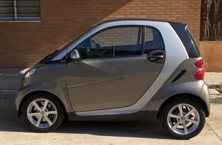 smart forfour 2010