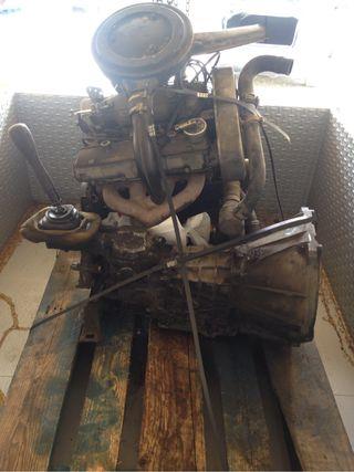 Motor 1.6cc biarbol seat