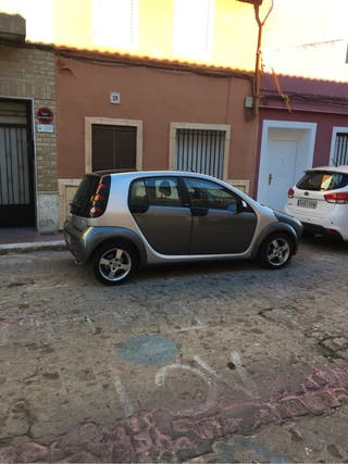 Smart Forfour 2007