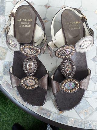 Sandalias de fantasia
