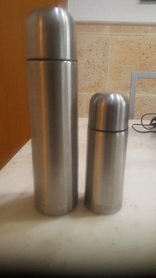 termos de aluminio