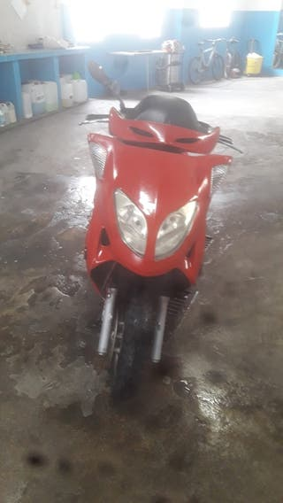 moto 125cc año 2007