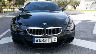 BMW M6 2007 Nacional Libro revisiones.