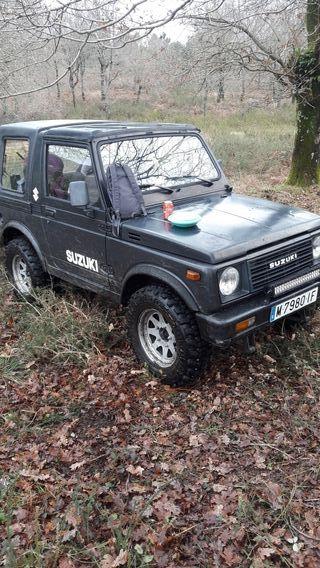 Suzuki sj 413 santana 1988