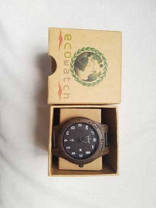 Reloj ecológico eZur 100% natural