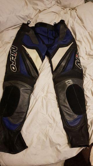 pantalones para moto nitro