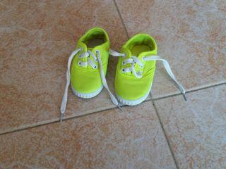 Zapatos niñ@ talla 20/21