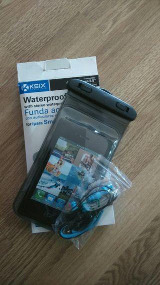 Funda acuática smarthphones