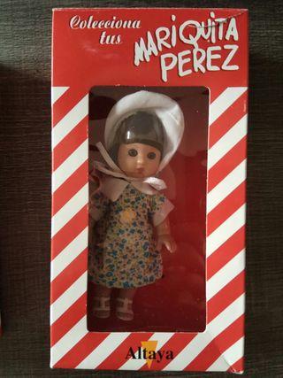 Muñeca Mariquita Pérez nueva