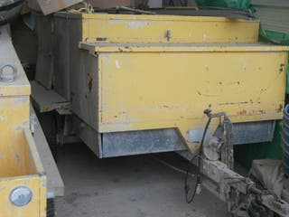 Máquina cemento celular