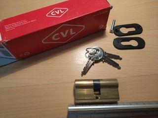 Cerrojo Marca cvl 3 llaves