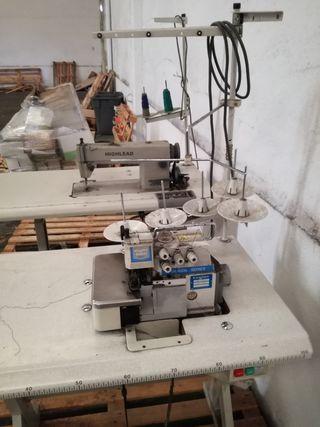 maquinas industriales de coser