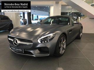 Mercedes-Benz AMG GT Gris Mate entrega inmediata
