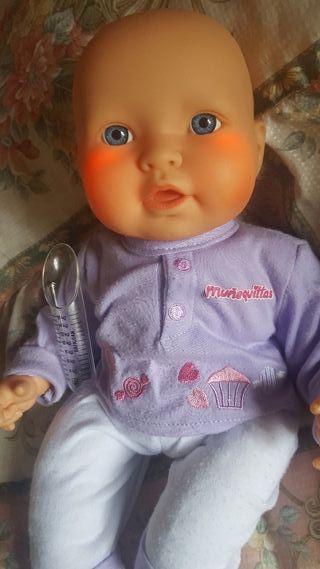 muñeco que tiene tos
