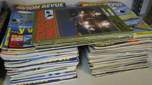 coleccion revistas Avion Revue